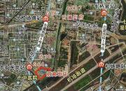 南京市秦淮区南部新城机场二路和夹岗二路西南象限居住地块推介