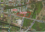 南京市秦淮区杨庄二期石杨路北友谊河路两侧地块推介
