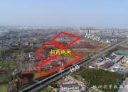 江北新区园西路以南、科技环路以东地块