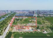 宿迁市泗洪县团结河路南侧、汴东路东侧地块推介