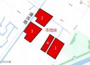 南京市江北新区浦滨路以东、国际社区以北地块推介