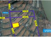 镇江市扬中238省道东侧,创业大道北侧地块推介